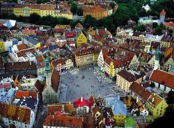 Столица Эстонии - один из самых популярных городов для поездок россиян на праздник 8 марта