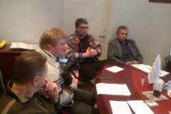 В Русском дискуссионном клубе состоялся обмен мнениями по ситуации на Украине