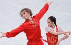 Фигуристка Наталья Забияко подтвердила информацию о том, что будет выступать за Россию