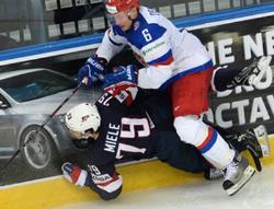 Хоккей. ЧМ-2014. Россияне разгромили американцев, а белорусы одолели Швейцарию