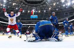 Хоккей. ЧМ-2014. Сборная России довела серию стартовых побед до четырёх