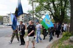 17 мая в Таллине в четвёртый раз пройдёт Марш союза Боевое братство