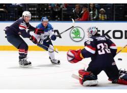 Хоккей. ЧМ-2014. Швейцария по буллитам уступила Финляндии, а Казахстан отобрал очко у США