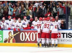 Хоккей. ЧМ-2014. Белоруссия и Франция пробились в четвертьфинал мирового первенства