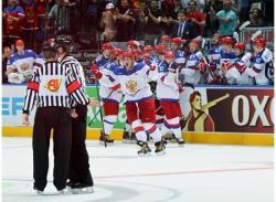 Хоккей. ЧМ-2014. Сборную Россию остановить не смог никто: 10 матчей - 10 побед