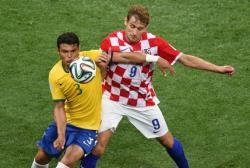 Футбол. ЧМ-2014. Бразилия начинает с автогола, но всё-таки побеждает хорватов