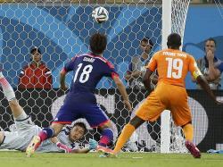Футбол. ЧМ-2014. Кот-д-Ивуар одержал волевую победу над Японией