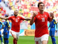 Футбол. ЧМ-2014. Швейцария на последних секундах вырвала победу у Эквадора