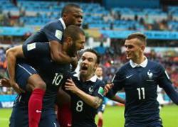 Футбол ЧМ-2014. Французы начали реабилитацию за провал в ЮАР-2010 с разгрома Гондураса