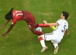 Футбол. ЧМ-2014. Бундестим и арбитр не оставили ни единого шанса сборной Португалии