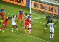 Футбол. ЧМ-2014. Сборная США впервые в истории Мундиалей выиграла у Ганы