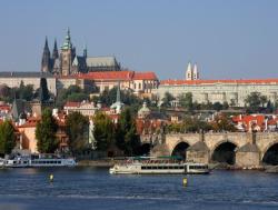 7-дневный тур в Прагу - с 17 по 23 августа 2014 года. От 333 евро