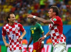 Футбол. ЧМ-2014. Хорватия громит Камерун и продолжает борьбу за место в плей-офф