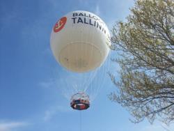 Balloon Tallinn: В столице Эстонии появится смотровая площадка на высоте 120 метров