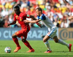 Футбол. ЧМ-2014. Россия проиграла Бельгии, но сохранила шансы на плей-офф