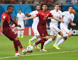 Футбол. ЧМ-2014. Португалия на последних секундах спасает ничью в игре с США