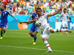Футбол. ЧМ-2014. Боснийцы, переиграв сборную Ирана, вывели команду Нигерии из группы