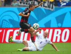 Футбол. ЧМ-2014. Германия обыграла США, но Гана свой шанс выйти в плей-офф упустила