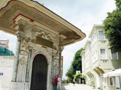 Расположенная в центре Стамбула улица Сойюкчешме может стать гостиничным комплексом