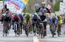 Велоспорт. Марсель Киттель выиграл первый этап `Тур де Франс`