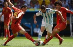 Футбол. ЧМ-2014. 24 года спустя аргентинцы вновь пробились в полуфинал Мундиаля