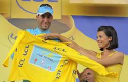 Велоспорт. Винченцо Нибали стал лидером `Большой петли`