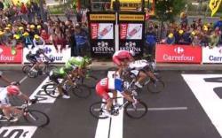 Велоспорт. Марсель Киттель оформил хет-трик после четырех этапов `Тура`