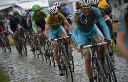 Велоспорт. Итальянец Винченцо Нибали упрочил лидерство в `Тур де Франс`
