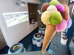 При таллинском заводе «Balbiino» начал работу первый в Эстонии музей мороженого