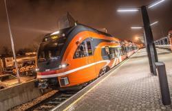 Жители Эстонии, Литвы и Румынии пользуются поездами реже всех в Европе