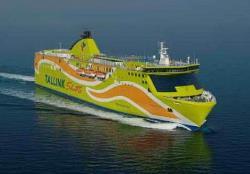 Объём пассажирских перевозок Tallink Grupp в августе 2014 года снизился на 6%