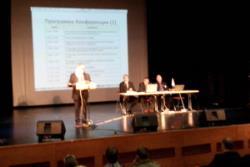 В Таллине прошла третья конференция Объединения `Русская школа Эстонии`