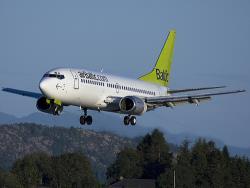Латвийская авиакомпания airBaltic начинает прямые полёты из Таллина в Париж