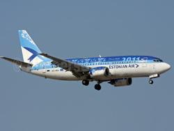 Estonian Air организует чартеры в Турцию и Хорватию для крупнейших туроператоров страны