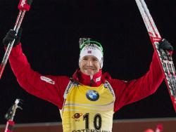 Биатлон. Эмиль Хегле Свендсен уверенно выиграл классическую гонку на 20 км