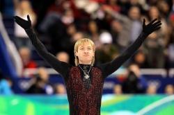 Евгений Плющенко стал семикратным чемпионом Европы по фигурному катанию