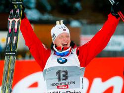 Биатлон. Кубок мира. Норвежец Йоханнес Бё выиграл спринт в Рупольдинге. Шипулин-четвёртый