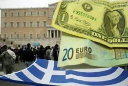 Евро спасен? Греция на фоне протестов населения одобрила жесткую экономию