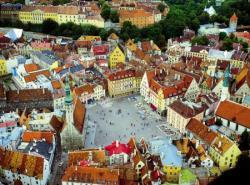 Таллин попал в четвёрку самых дешёвых городов Европы для отдыха на выходных