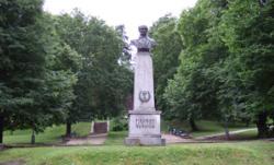 Памятник Николаю Ивановичу Пирогову в Тарту