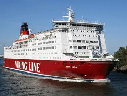 Viking line: Паром Mariella свой первый рейс по маршруту Таллин-Хельсинки совершит 13 июня