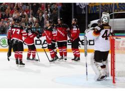 Хоккей. ЧМ-2015. Сборная Канады громит Германию, а Россия побеждает Словению