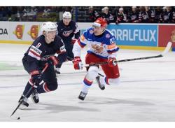 Хоккей. ЧМ-2015. Сборная США переиграла россиян и вместе с Канадой продолжила серию побед