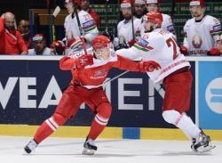 Хоккей. ЧМ-2015. Белоруссия и Словакия обогнали сборную России в квалификационной группе