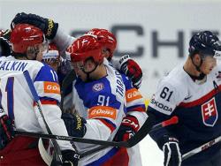 Хоккей. ЧМ-2015. Семь участников плей-офф известны. Белоруссии осталось одолеть Норвегию