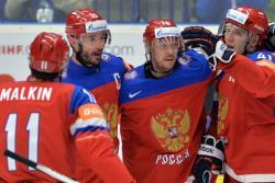 Хоккей. ЧМ-2015. В полуфинале сборная России встретится с США, а Канада - с Чехией