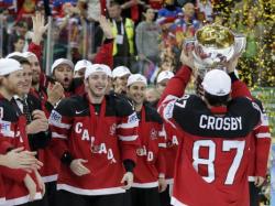 Хоккей. ЧМ-2015. Сборная Канады в финальном матче разгромила команду России - 6:1