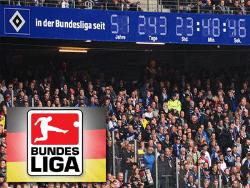 Футбол. Чемпионат Германии. `Гамбург` продолжает борьбу за сохранение места в Бундеслиге