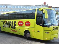 Автобусная компания Simple Express расширяет географию маршрутов и снижает цены
