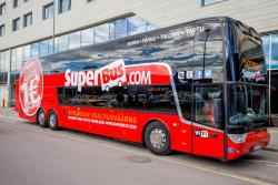Появление автобусов Superbus на внутриэстонских линиях резко обостряет конкуренцию